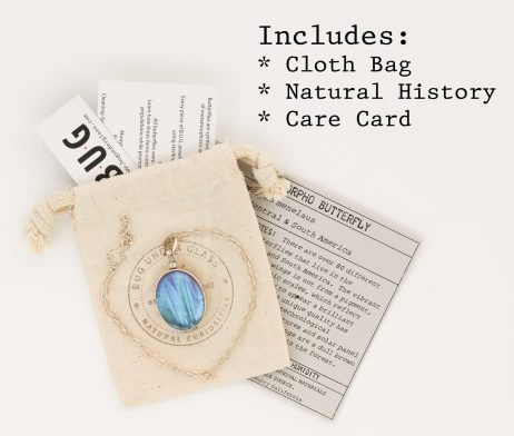 jewelry care card