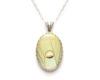 real luna moth jewelry